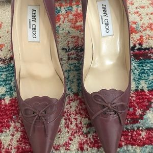 JIMMY CHOO shoes in excellent use condition.
